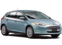 The Ford Focus Electric Feels Like a Real Car