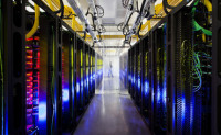Server Sales Fell by Five Per Cent in The First Quarter of 2013
