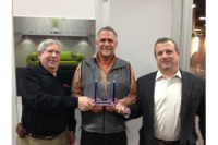 Fishman Flooring Solutions Has Been Named Distributor of The Year for 2013