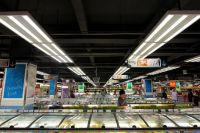 GE Lighting Provides High Quality and Efficient Supermarket Lighting Solution for Vanguard