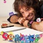 Michael Acton Smith Is The Founder of Top Licensed Toy Property Moshi Monsters