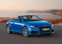 Audi Reveals TT Roadster and TTS Roadster
