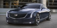 The Cadillac Elmiraj Concept Unveils The Iconic Luxury Brand's Vision