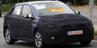 The Second-Generation Hyundai I20 Is Testing in Germany