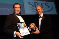 IQE's Andrew Griffiths Wins Young Engineer Of The Year Title At The ESTnet Awards
