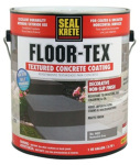 Floor-Tex Textured Concrete Coating is now available in two premixed colors