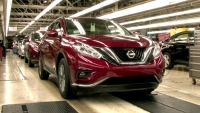 Nissan Has Commenced Production of The 2015 Nissan Murano