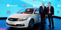 Qoros Has Announced It Will Introduce a Cloud-Based Infotainment Service as Standard