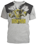 A New Range of Fun and Stylish Marvel T-Shirts From Disney Consumer Products and Celio