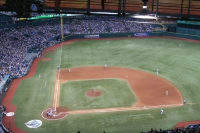 Artificial Turf Was First Used in Major League Baseball in The Houston Astrodome in 1966