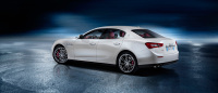Maserati Has Introduced The New Ghibli Sports Sedan at The 2013 Shanghai Auto Show