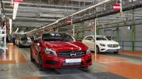 The Production of a-Class Compacts at Rastatt Facility in Germany Is Starts by Mercedes