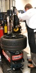 CEMB USA/BL-Systems Inc. Introduced Two Tire Changers at The 2014 SEMA Show in Las Vegas
