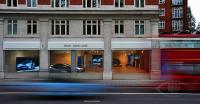 Today BMW Unveiled Its First BMW I Store in Park Lane, London