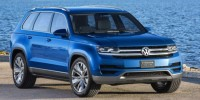 The Seven-Seat Volkswagen Crossblue SUV Will Be Producted for US in 2016