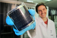 Photovoltaics Raised The Energy Conversion Efficiency Record