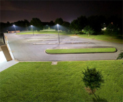 BCCCA Addressed Lighting Uniformity Issues in Parking Lots