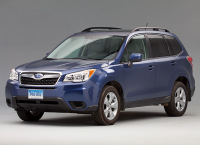 A New Small SUV Champion Has Been Named: The 2014 Subaru Forester