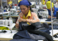 Cambodian Garment & Textile Exports Show Growth in Jan-Nov