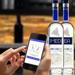 MEDEA Launched Its New Bluetooth Technology on All Medea Vodka Bottles