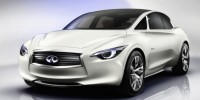 Infiniti Has Confirmed a Smaller Crossover SUV Will Be Part of Its Model Expansion Plans