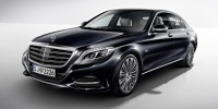 Mercedes-Benz S600 Will Introduce a New Safety and Convenience Technologies in March