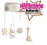 Rainbow Designs' Miffy Mobile Wins at The Practical Parenting and Pregnancy Awards