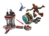 The Launch Includes Three Exclusive Movie Sets Featuring The Cast in Minifigure Form