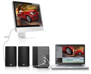 The WD Today Released a Portable External Drive for Macs