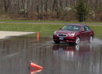 a Saturday, Over 30 Teenage Drivers Made Their Way to Consumer Reports Auto Test Center