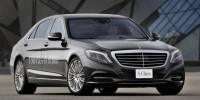 The Mercedes-Benz S500 Plug-in Hybrid Will Be Launched at The Frankfurt Motor Show