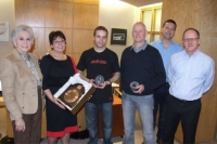 Three Employees Have Been Presented with Long Service Awards