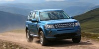 The Land Rover Freelander 2 Has Been Given a Mild Overhaul for 2013