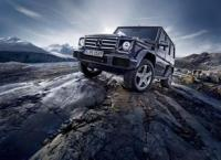 Mercedes-Benz Has Made Changes to Its G-Class Models