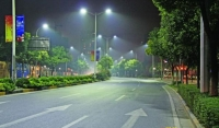 LED Street Lights Upgrading Projects for Changjiang Road Was Basically Completed in Wuxi