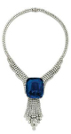 Blue Belle of Asia Leads Christie's to Its Highest Jewelry Auction Total Ever