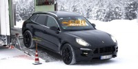 The Porsche Macan Has Been Spotted During Winter Testing