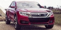 Citroen Ds Wild Rubis Showed a Plug-in Hybrid Powertrain and All-Wheel-Drive Technology