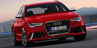 Audi RS6 Avant Is Released Ahead of The Super-Wagon's Expected Reveal at Motor Show