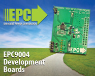 EPC Has Made Available The EPC9004 Development Board
