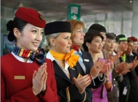 The Change of Chinese Stewardess Clothing in The Past 30 Years