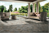 Crossville's Garden Is a Porcelain Tile for Outdoor Applications