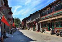 Ten Characteristic Streets in Beijing