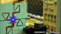 Micro-LEDs Can Transmit Large Amounts of Data