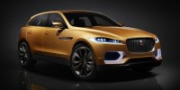 Five-Seat Concept Jaguar C-X17 Is Anticipated to Be The Brand's First-Ever Production SUV