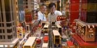 LEGO Opens First Hong Kong Store
