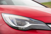 Vauxhall's Astra with LED Matrix Headlights Lets Driver See Clearer