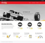 Kumho's Marshal Has Launched a New Website for The Middle East Region