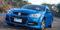 Holden VF Commodore Sv6 Blends Brilliant Dynamics with Impressive Ride Quality