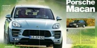 Official Images of The Porsche Macan Have Been Leaked